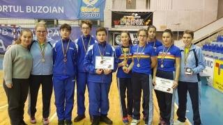 """LPS """"Nicolae Rotaru"""" Constanţa, campioană naţională la junioare II la tenis de masă"""