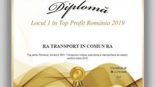 CT BUS, cea mai performantă companie de transport public din România