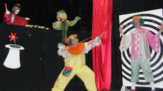 """Teatrul """"Căluțul de mare"""" joacă în... deplasare, la Pavilionul Expozițional"""