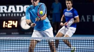Tecău și Rojer, în semifinale la Winston-Salem