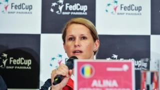 Tenismenele tricolore ar putea rămâne în Grupa Mondială a FED Cup