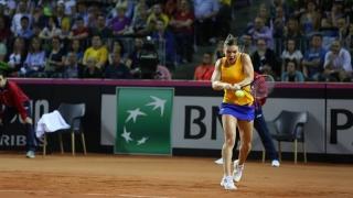 Tenismenele tricolore au ieșit din Grupa Mondială a FED Cup