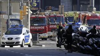 """Teroriști care au acționat în Spania au fost la """"reciclare"""" la Paris"""