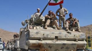 Teroriştii de la DAESH, nederanjaţi în N-E-ul Siriei. Armata libaneză ia o pauză