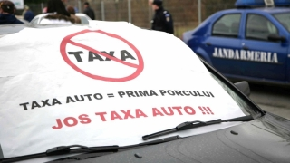 S-a stricat restituirea vechii taxe auto...