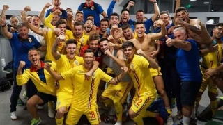 România - Bosnia & Herţegovina, finala grupei pentru tricolorii U21