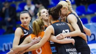 Tîrgu Mureș - Bacău, duel direct pentru locul 4 în campionatul fetelor