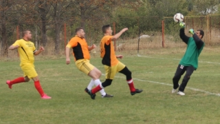 Tortoman și Pelinu, campioanele turului în Liga a VI-a la fotbal