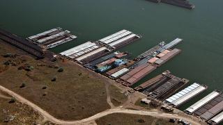 Traficul de mărfuri din porturile maritime a depășit 39 milioane de tone