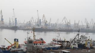 Traficul de mărfuri în porturile maritime românești, în creștere