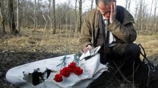 """Tragedia de la Smolensk: Vinovaţi ar fi controlori de trafic ruși care ar fi provocat """"voluntar"""" prăbușirea"""