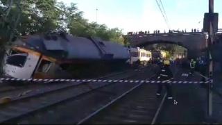 Tragedie feroviară în Spania