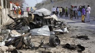 Tragedie în Somalia după explozia unei mașini-capcană