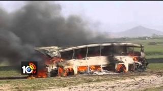 Tragedie rutieră în Afganistan