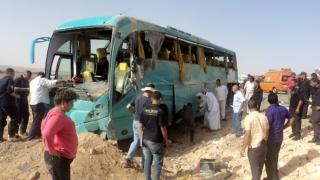 Tragedie rutieră în Egipt