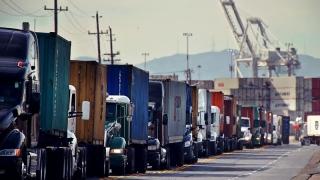 Transportatorii amenință cu un nou protest