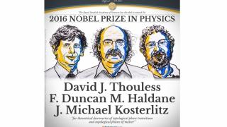 Trei britanici și-au adjudecat Nobelul pentru Fizică