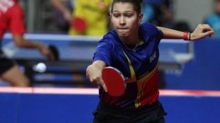 Trei medalii balcanice pentru Mihaela Plăeașu la tenis de masă