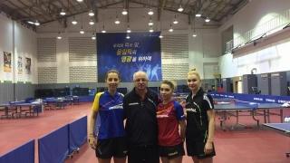 Tricolorii încep meciurile la CM pe echipe la tenis de masă