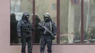 Triplu atac sinucigaş la o secţie de poliţie din Rusia