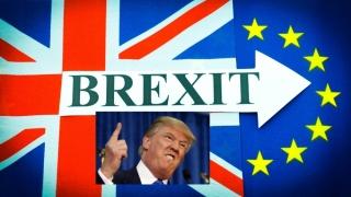 Trump: Brexit ar putea fi un lucru pozitiv pentru ambele părți