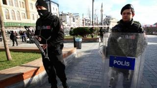 35 de presupuși membri ai Statului Islamic, reținuți în Istanbul