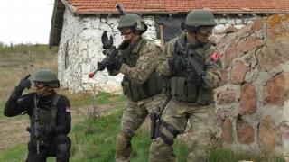 Turcia, gata să acționeze unilateral la frontiera cu Siria, împotriva SI