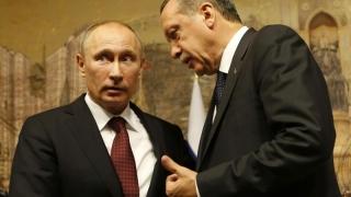 Turcia se dă bine pe lângă Rusia