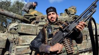 Turcia susține că Statul Islamic opune rezistență în Siria