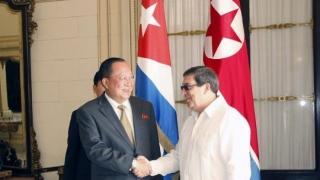 Cuba și Coreea de Nord își dau mâna împotriva SUA