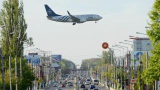 Taximetriștii amenință cu decolarea forțată de la aeroport