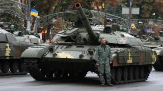 """Ucraina îşi ameninţă """"agresorul"""" de Ziua Independenţei"""