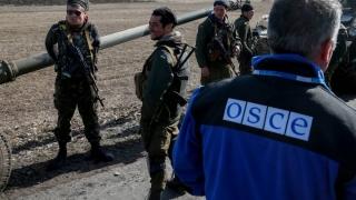 Ucraina, monitorizată de OSCE până la 31 martie 2018