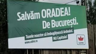 UDMR - precampanie cu mesaje separatiste