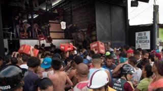 UE face apel la dialog privind criza din Venezuela