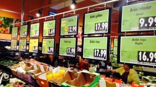Uite țările care au avut cele mai mici prețuri la alimente în UE!