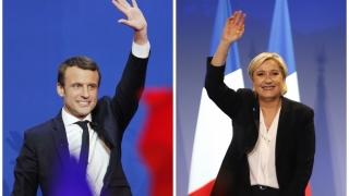 Ultimă confruntare agresivă Macron - Le Pen înaintea alegerilor