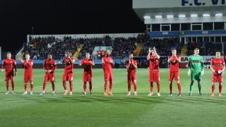 Ultima etapă în play-off-ul Ligii 1