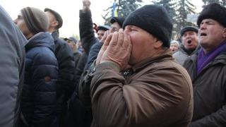 Ultimatum pentru guvernanții moldoveni