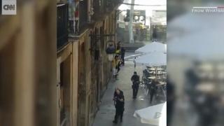 Ultimul membru al celulei jihadiste implicate în atentatele de la Barcelona, identificat