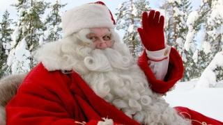 Moş Crăciun a început călătoria în jurul lumii! Când va ajunge în România