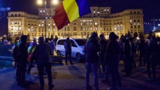 Dosar penal pentru deputatul PSD acuzat că a lovit cu maşina doi protestatari