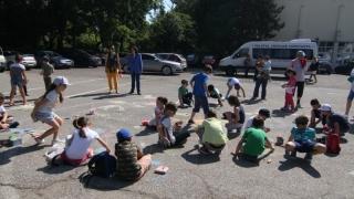 Cum au sărbătorit elevii din Constanța Ziua Copilului?