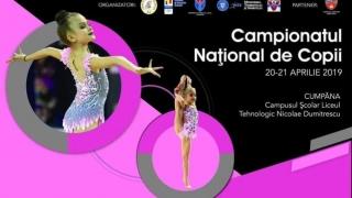 În weekend, la Cumpăna, Campionatul Național de gimnastică ritmică pentru copii