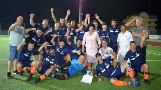 CS Cumpăna a câştigat faza judeţeană a Cupei României la fotbal