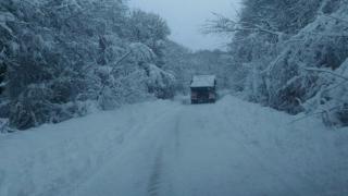Soluția magică pentru evitarea blocării drumurilor din cauza zăpezii