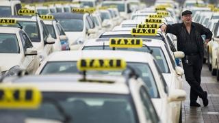 Cum se restricționează circulația rutieră când vor protesta taximetriștii?