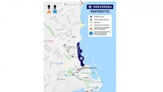 Circulație oprită în perioada Neversea! Vezi zonele
