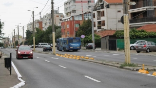 Modificări-surpriză în traficul constănțean