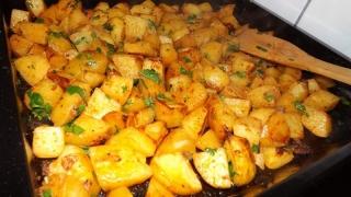 Un alt fel de cartofi prăjiți